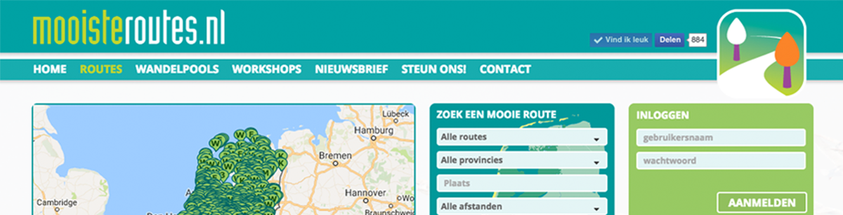 mooisteroutes.nl